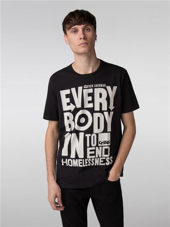 Ben Sherman x Crisis T Shirt