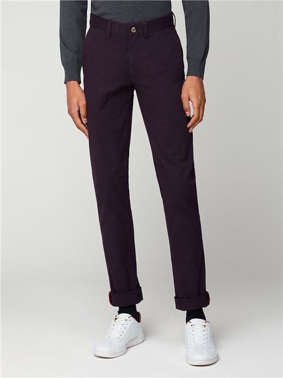 Slim Leg Chino Trouser