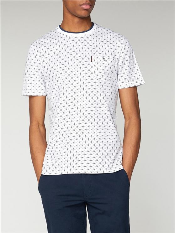 Target Print T-Shirt