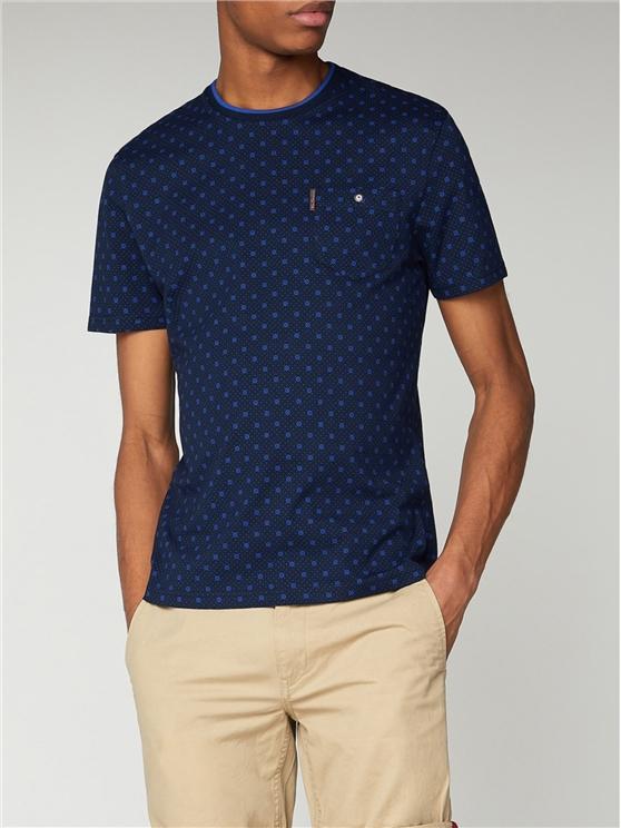 Target Print Tshirt