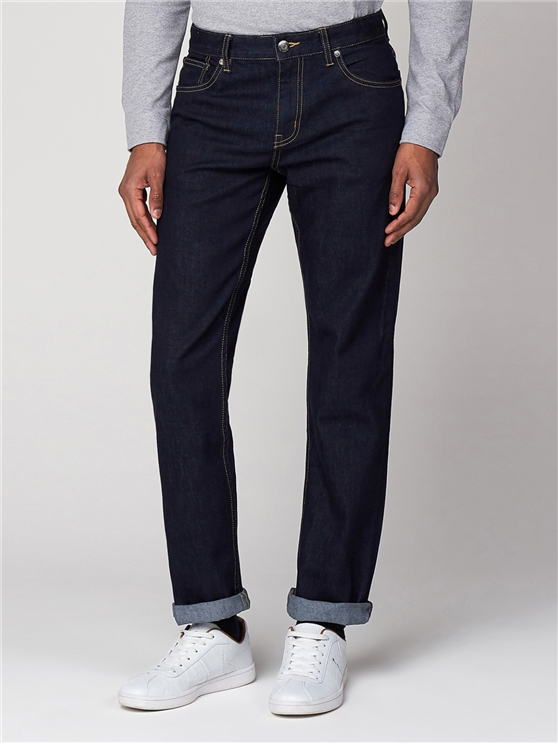 Rinsewash Straight Fit Jean