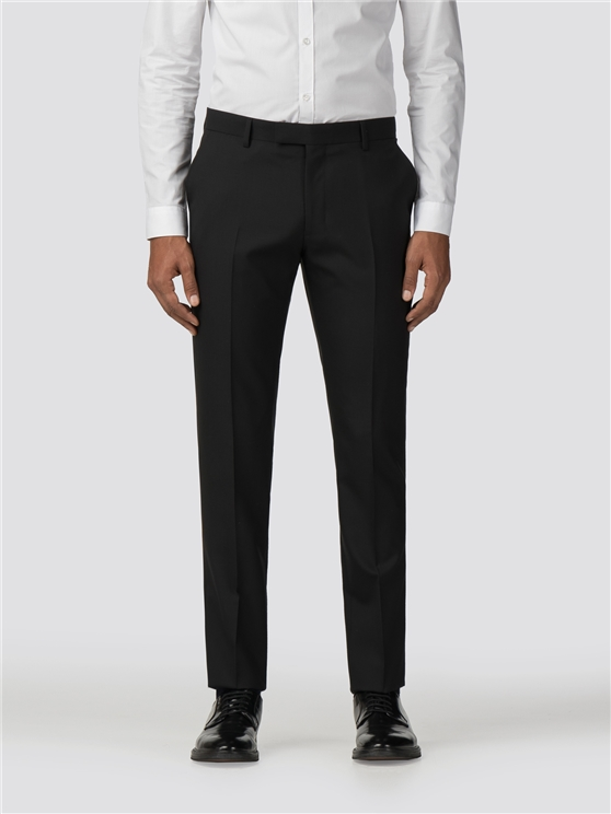 Black Tonic Camden Fit Suit Trouser