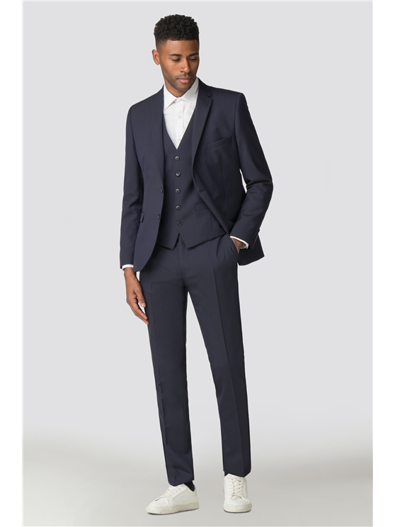Slate Blue Depths Tonic Camden Fit Suit Jacket
