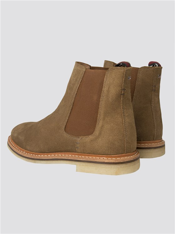 Loop Welted Chelsea Boot