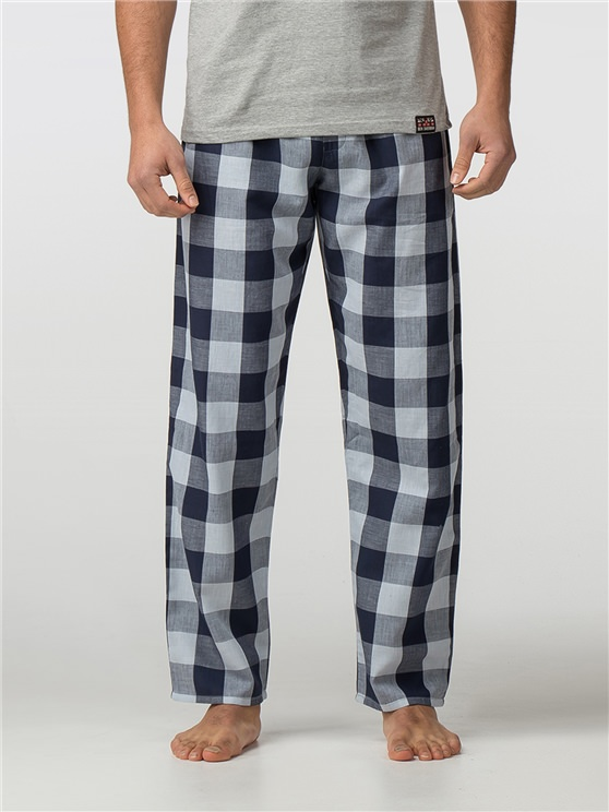 Asher Woven Lounge Pant