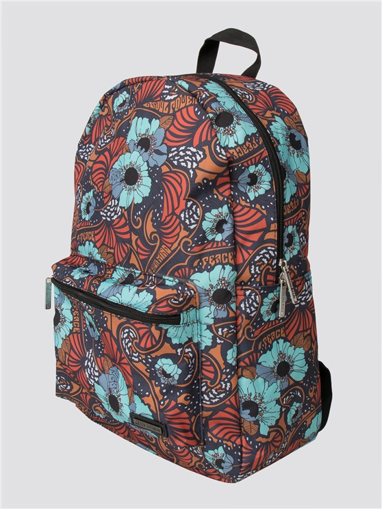 Hero Print Backpack- currently unavailable
