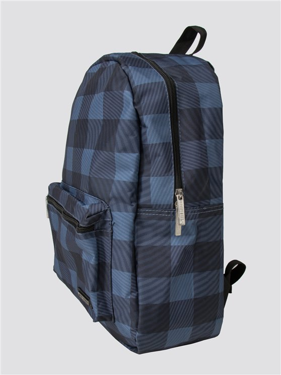 Gingham Print Backpack- currently unavailable