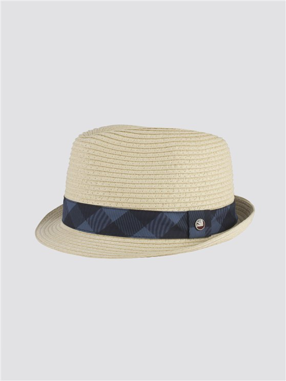 Cole Trilby Gingham Print- currently unavailable