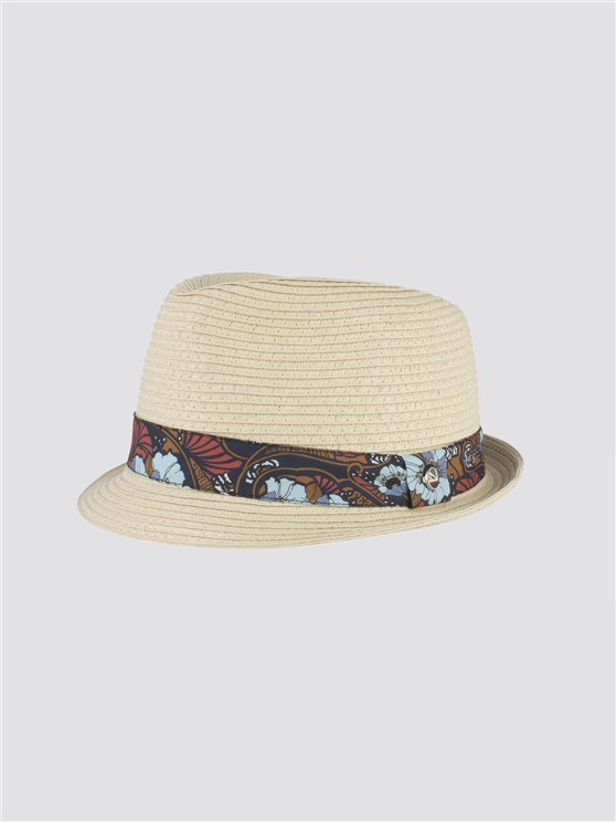 Cole Trilby Hero Print- currently unavailable