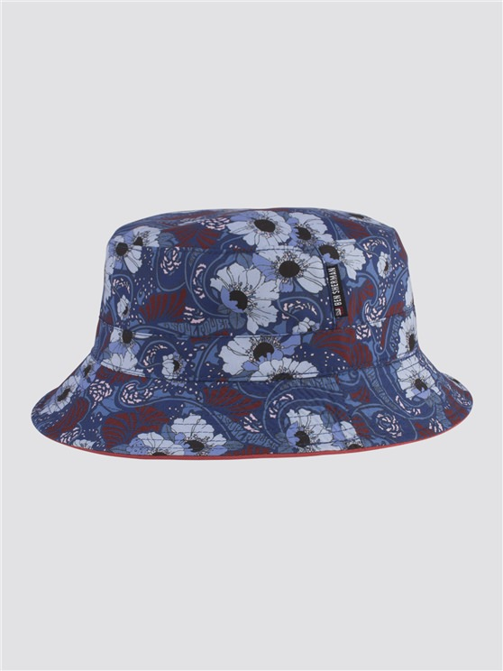 Psychedelic Floral Hat- currently unavailable