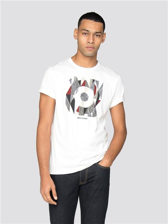 Argyle Target T-Shirt