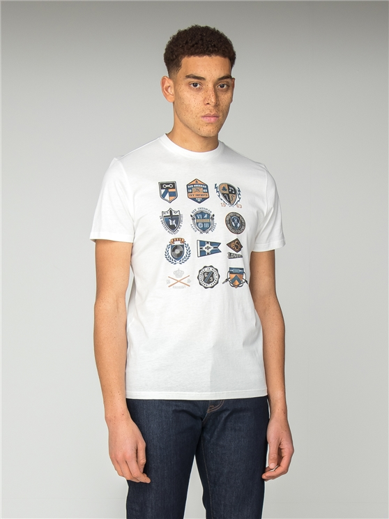 Ivy Badges T-Shirt