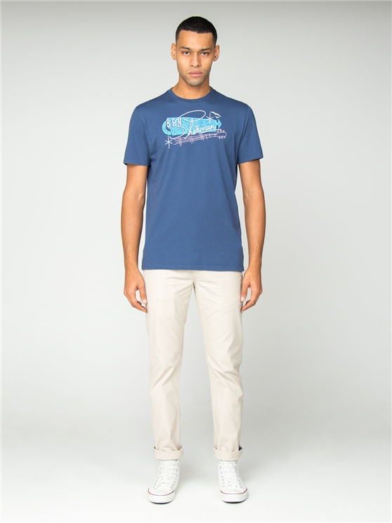 Blue Springs Resort Logo T-Shirt