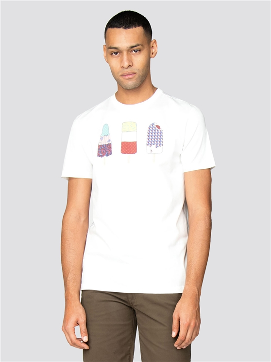 White Lollies T-Shirt