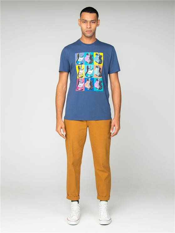 Pop Art Guitars T-Shirt