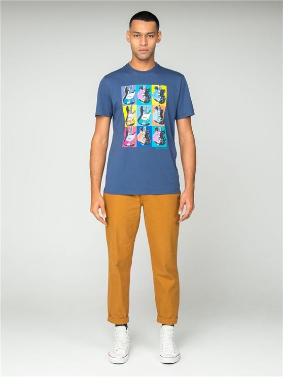 Pop Art Guitars T-Shirt