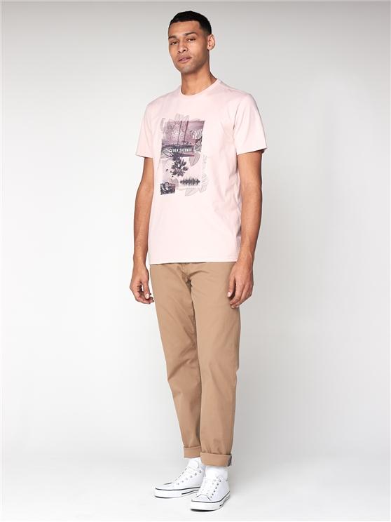 Pink Promenade T-Shirt