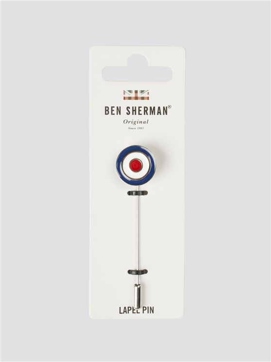 Target Lapel Pin- currently unavailable