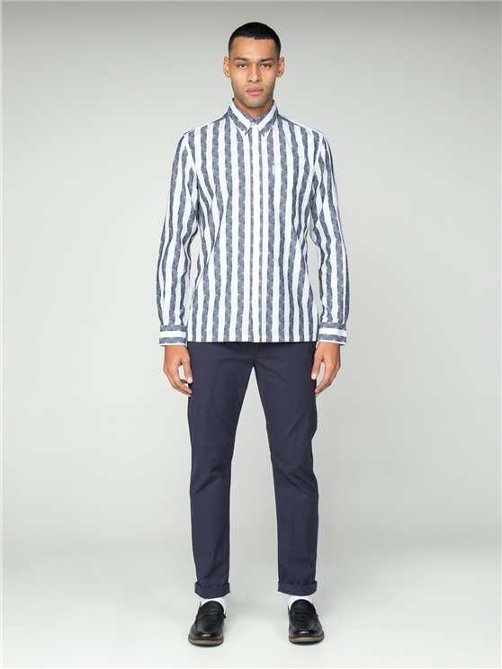 Archive Deerfield Jacquard Shirt