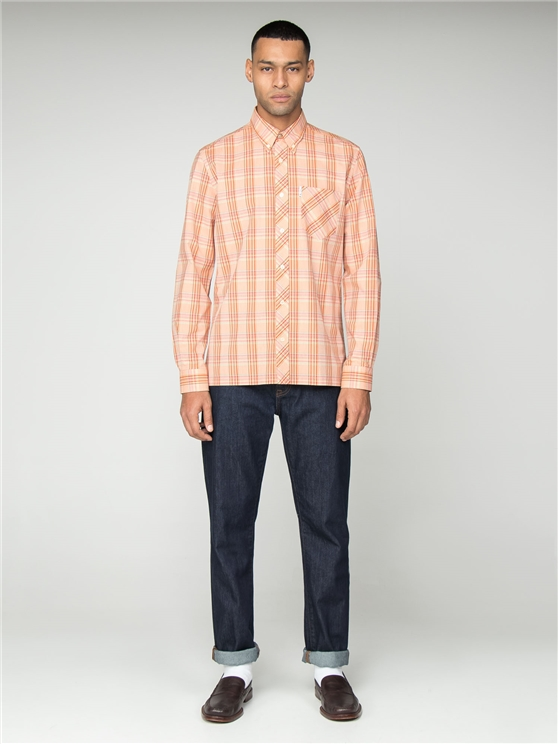 Long Sleeve Archive Cambridge Check Shirt