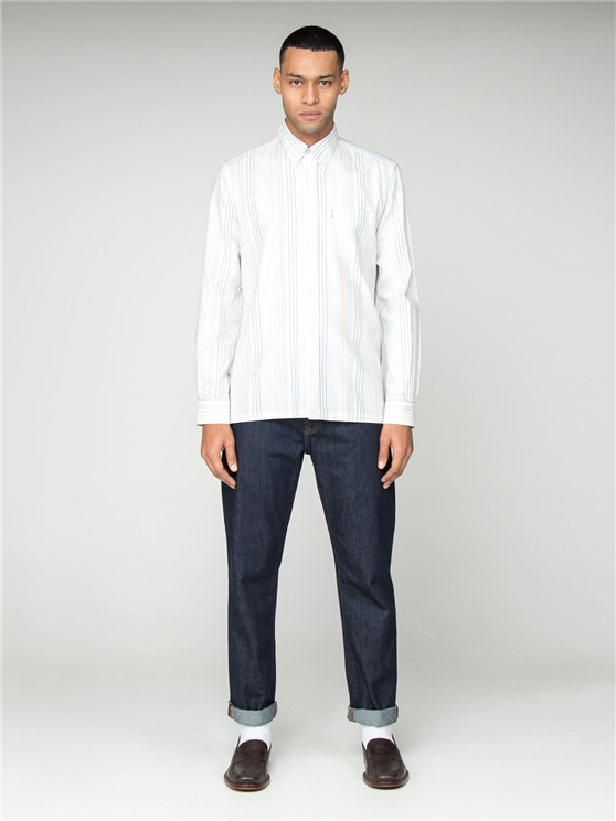 Archive Hanover Striped Shirt