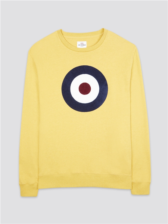 Applique Target Sweatshirt