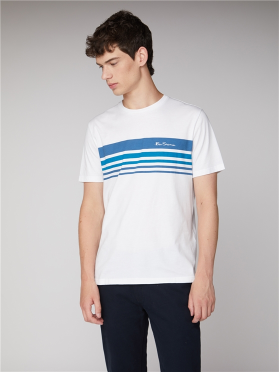 Sports Influenced Jersey T-Shirt
