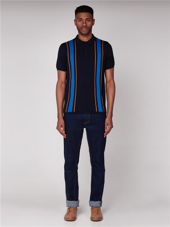 Mod Knit Polo