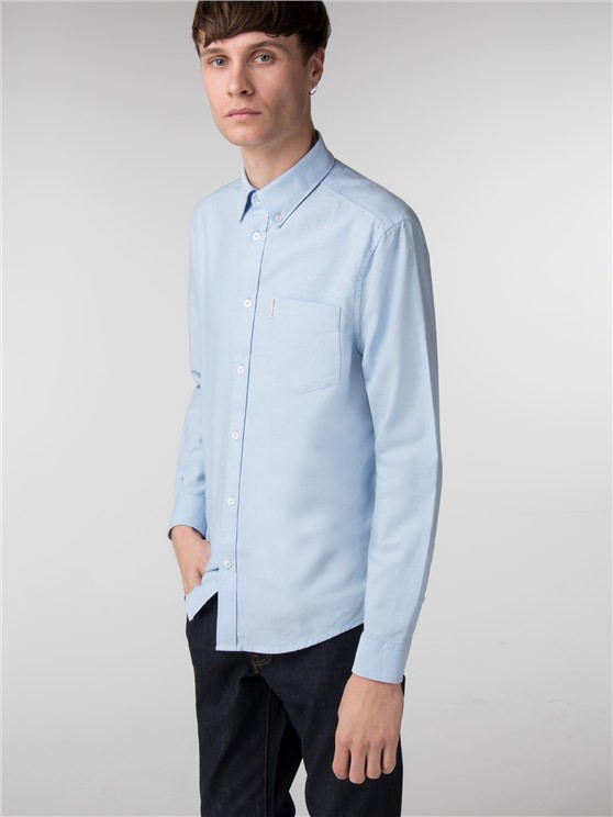 Long Sleeve Core Oxford Shirt- currently unavailable