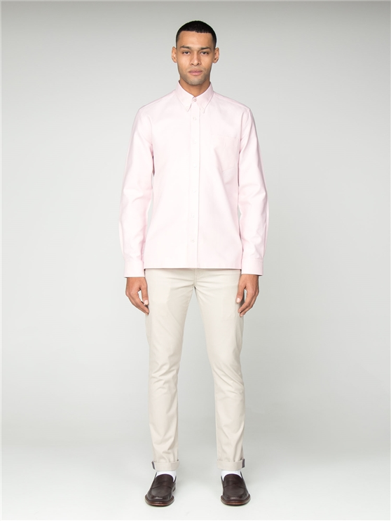 Pink Archive Oxford Benny Shirt