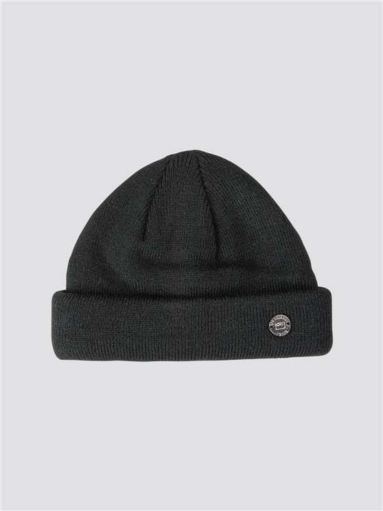 Black Docker Hat