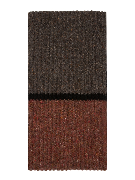 Brown Glencoe Scarf
