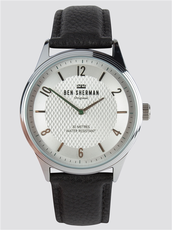 Spitalfields Matte Watch