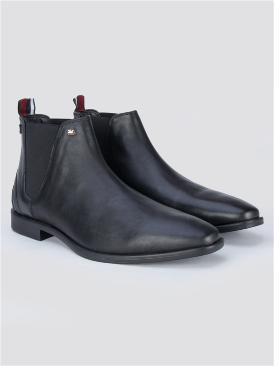 Black Rod Chelsea Boots