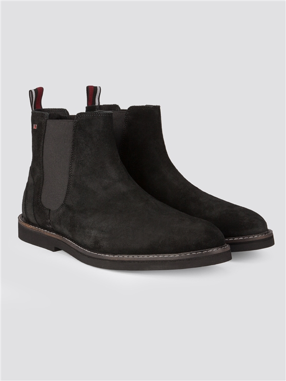 Langley Suede Ankle Boot