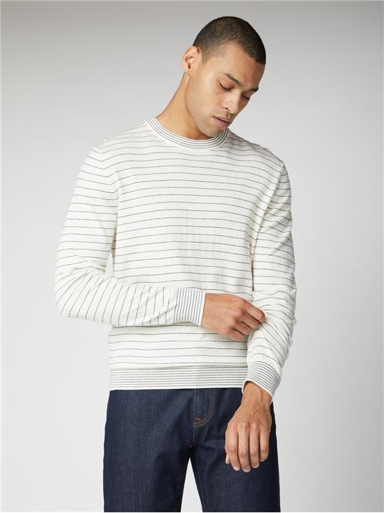 Fine Stripe Knit