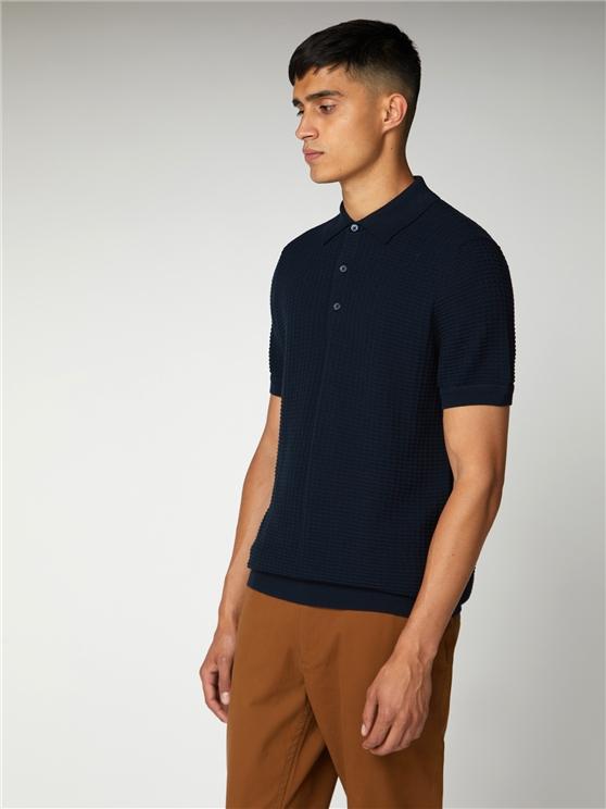 Tonal Texture Polo