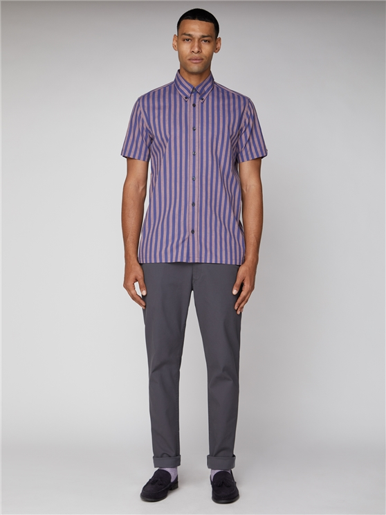 030f01bedac2bf Checked & Oxford Men's Shirts | Ben Sherman | Est 1963