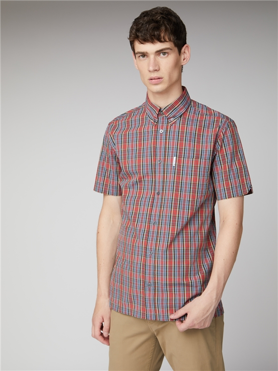 Red Archive Carnaby Shirt
