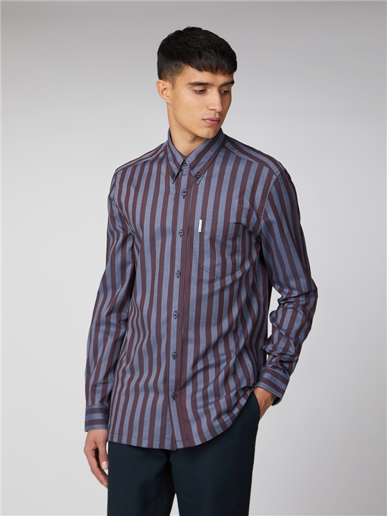 HERITAGE CANDY STRIPE SHIRT