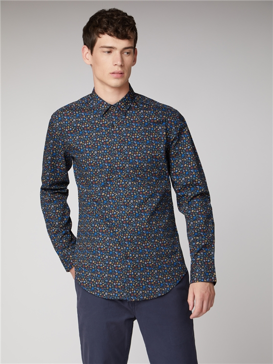 Multicolour Floral Shirt