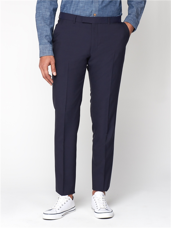 Blue Depth Tonic Camden Trouser