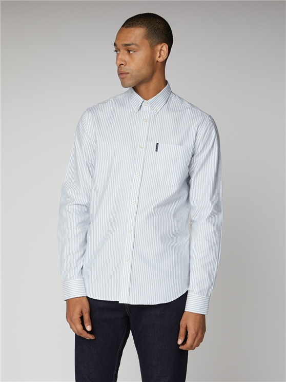 Oxford Bengal Stripe Shirt
