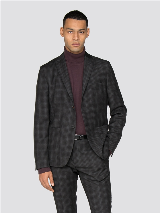 Checked Camden Fit  Blazer