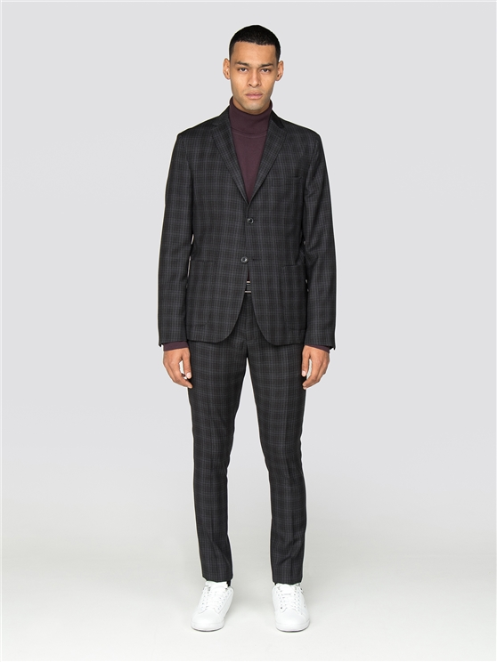 Checked Camden Fit Suit