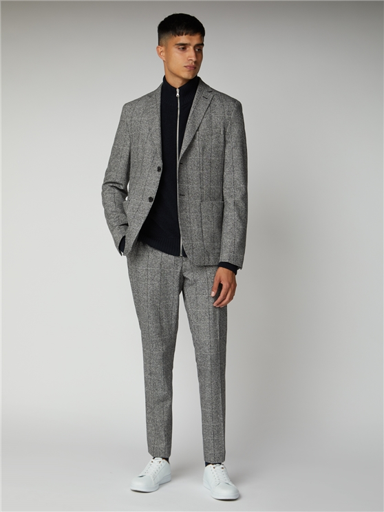 Salt and Pepper Suit