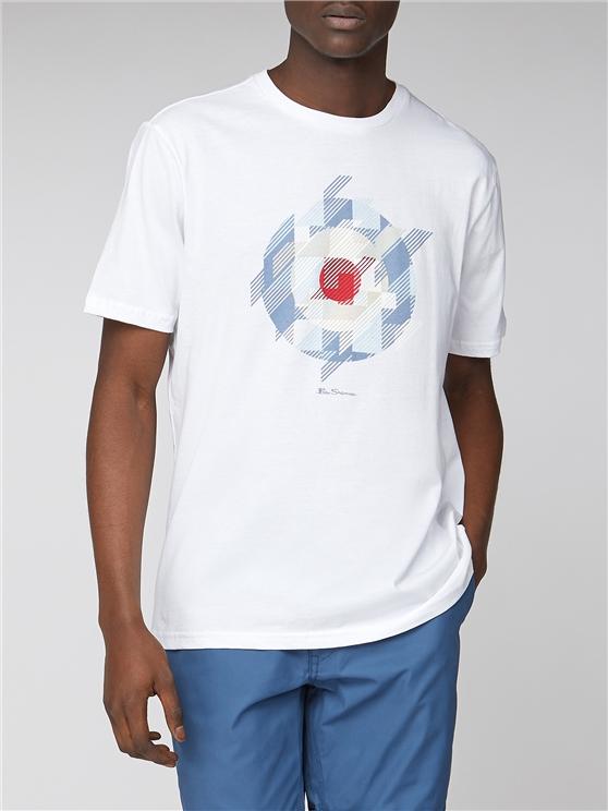 Target Chevron Graphic T-Shirt
