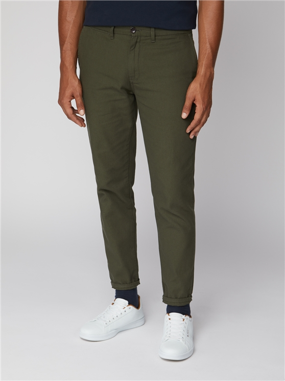 CANVAS SLIM CHINO