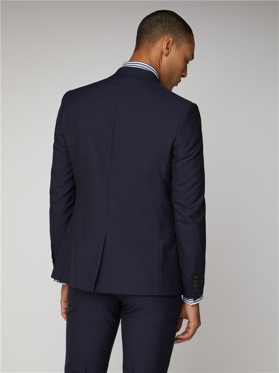 Blue Depths Navy Tonic Suit Jacket