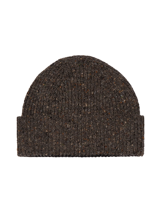 Brown Glencoe Hat